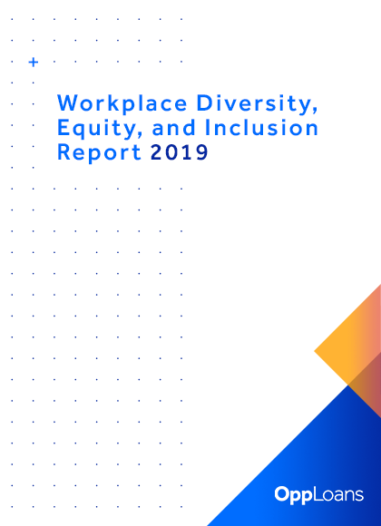 Workplace Diversity, Equity, and Inclusion Report 2019
